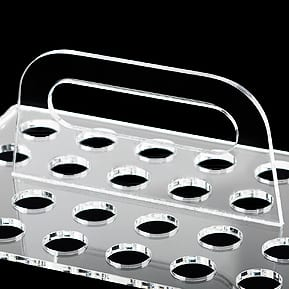 Acrylic Communion Tray – 40 Hole
