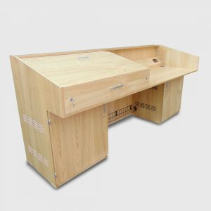 Mixing Desk Cabinet 01