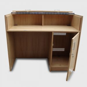 Mixing Desk Cabinet 08