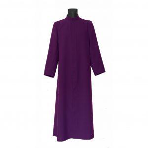 Purple Cassock 01