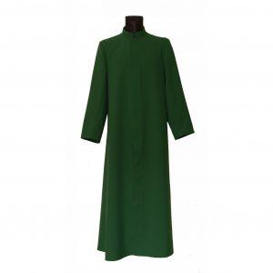 Green Cassock 01