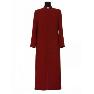 Classic Red Cassock 02