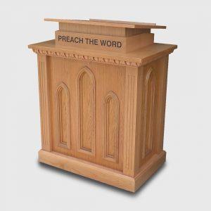 Church Pulpit 04