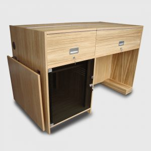Mixing Desk Cabinet 09