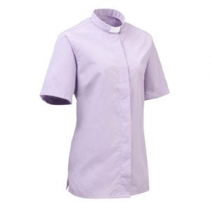 Ladies Reliant Short Sleeved Clerical Shirt