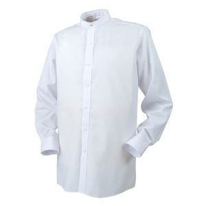 Men's Reliant Tunic Shirt Front Fastening
