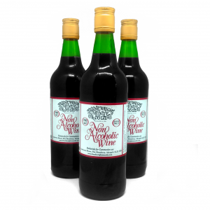 Frank Wright Mundy Brand 5 Non Alcoholic Communion Wine x 12