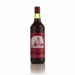 Grace Non Alcoholic Communion Wine – 12 Bottles (Same as Vino Sacro Temple)