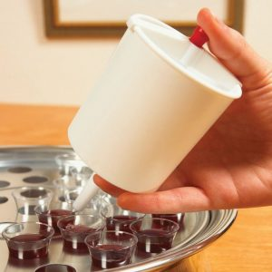 Button Release Communion Cup Filler – One Handed
