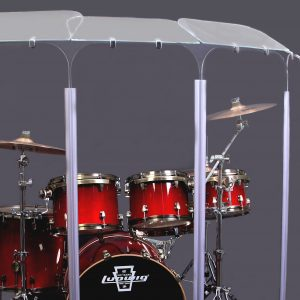 5 Panel 5ft Drum Screens & Deflectors