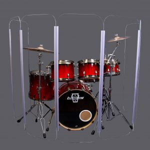 4 Panel 6ft Drum Screen