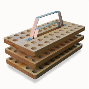 Ash Stacking Communion Tray