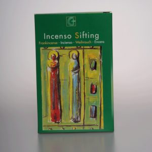 Italian Incense Gloria Purissimo 500g Box