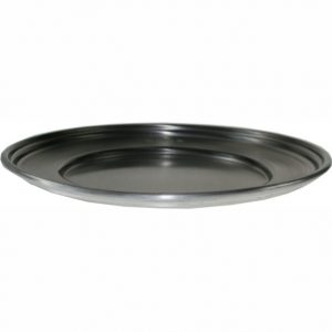 Pewter Bread Plate 02