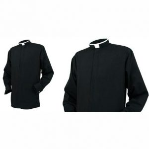 Men's Reliant Tonsure Collar Shirt
