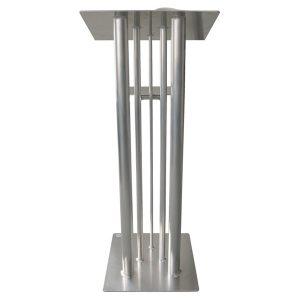 Aluminium 5 Pole Lectern