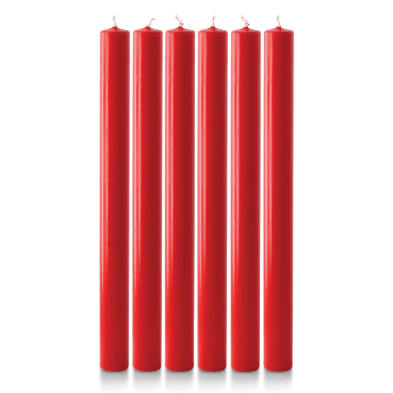 12 x 1 advent candles 6 red grace church supplies. Black Bedroom Furniture Sets. Home Design Ideas