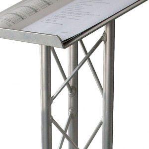 Aluminium 100 Series Truss Lectern