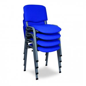 Upholstered Stacking Chair (From £26.95)