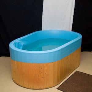 Standard Oval Tank Portable Baptistery