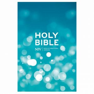 NIV Popular Bible Blue x 20