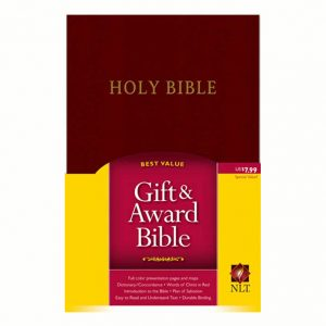 NLT Gift and Award Bible
