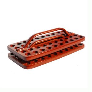 Communion Tray 01 Dark Mahogany