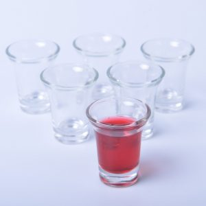 20 Glass Communion Cups