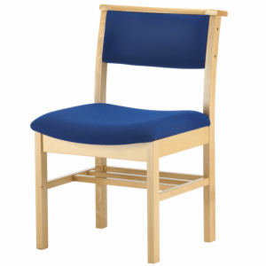 Wood Church Chair 01 (From £83.95 + VAT)