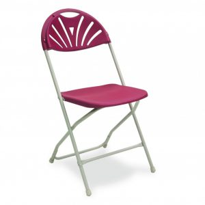 Comfort Poly Folding Chair (From £12.95)