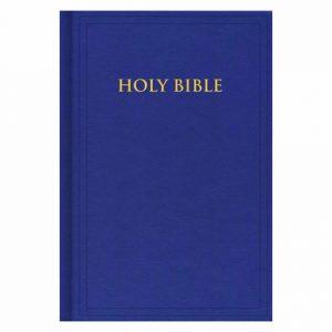 KJV Pew Bible 03 Blue