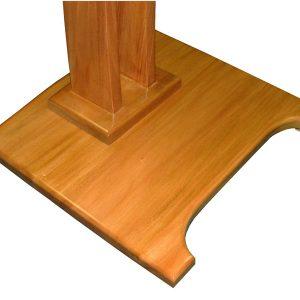 Wood Lectern 2