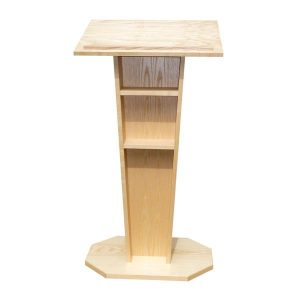 Wood Lectern 5