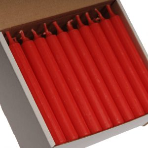 4 1/2″ x 1/2″ Red Votive Candles – 500 Pack