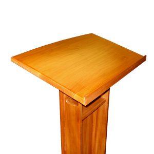 Wood Lectern 3