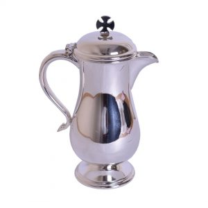 Silver Plated Flagon 12 fl oz