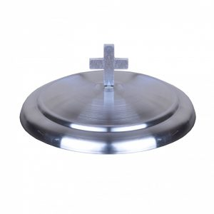 Stainless Steel Bread Plate Cover