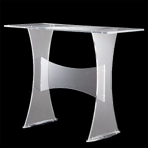 Acrylic Communion Table 1