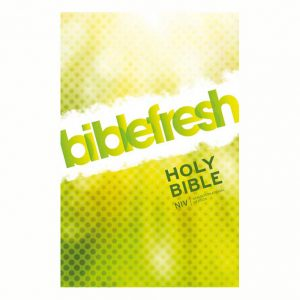 NIV Biblefresh Bible Paperback