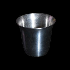 12 Stainless Steel Communion Cups