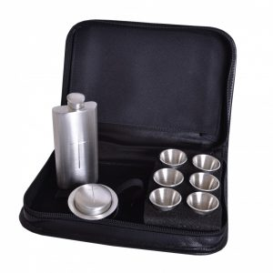 Pewter Communion Set 03