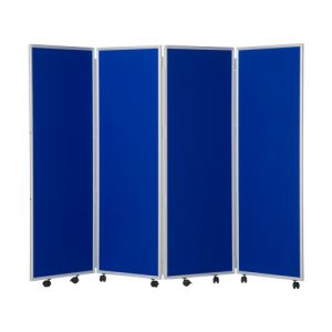 Mobile Concertina Room Divider – H1500