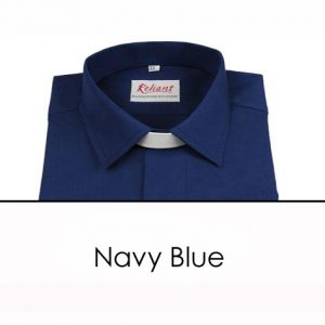Men's Reliant Short Sleeve Clerical Shirt – Regular Collar