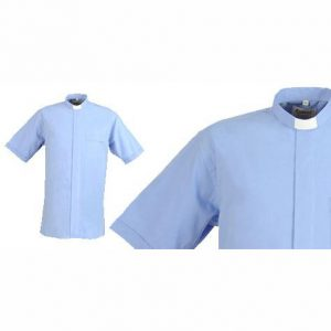 Men's Reliant Short Sleeved Clerical Shirt