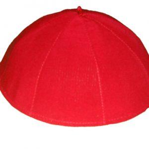 Red Zucchetto