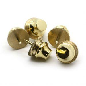 Large Brass Reusable Incense Pins x 5