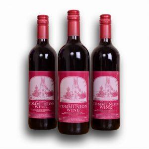Vino Sacro Communion Wine by Grace Church Supplies