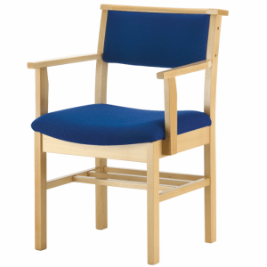Wood Church Chair 01 & Arms (From £109.95 + VAT)