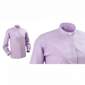 Ladies Reliant Clerical Shirt