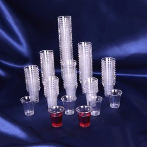 1000 Disposable Communion Cups